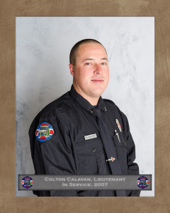 Colton Calavan, Lieutenant