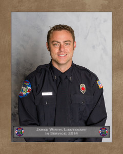 Jared Wirth, Lieutenant