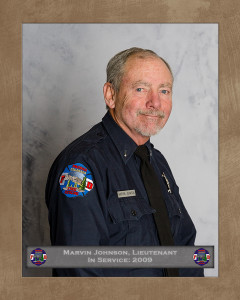 Marvin Johnson, Lieutenant